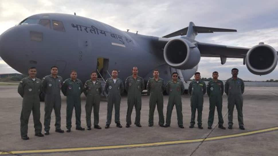 Over 700 stranded passengers airlifted by IAF from Jammu to Srinagar