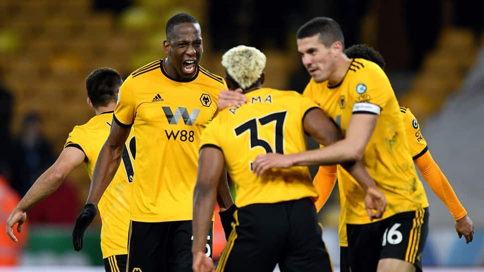 EPL: Willy Boly's last-gasp equaliser hands Wolves 1-1 draw against Newcastle United