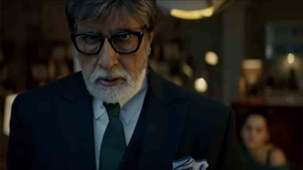Badla trailer out: Amitabh Bachchan, Taapsee Pannu pack a punch in this intriguing murder mystery