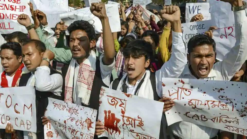 Prohibitory orders imposed in Imphal districts amid protests over Citizenship Bill