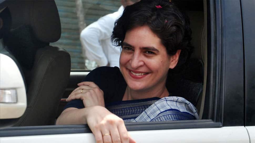 These things will keep on going: Priyanka Gandhi on ED probing husband Robert Vadra