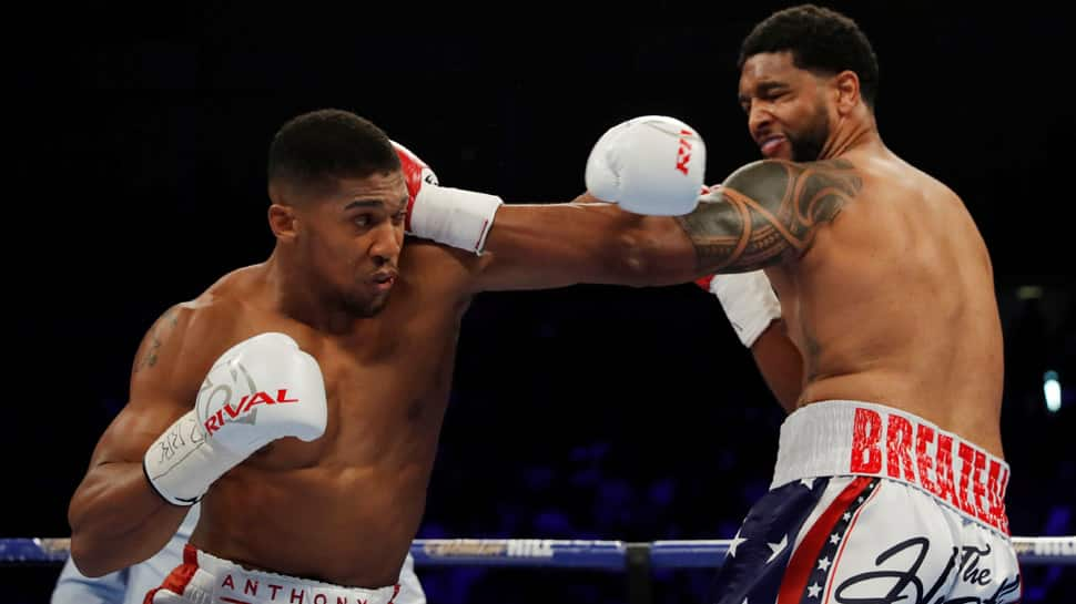 Boxing: Dominic Breazeale to fight Dillian Whyte for interim heavyweight title
