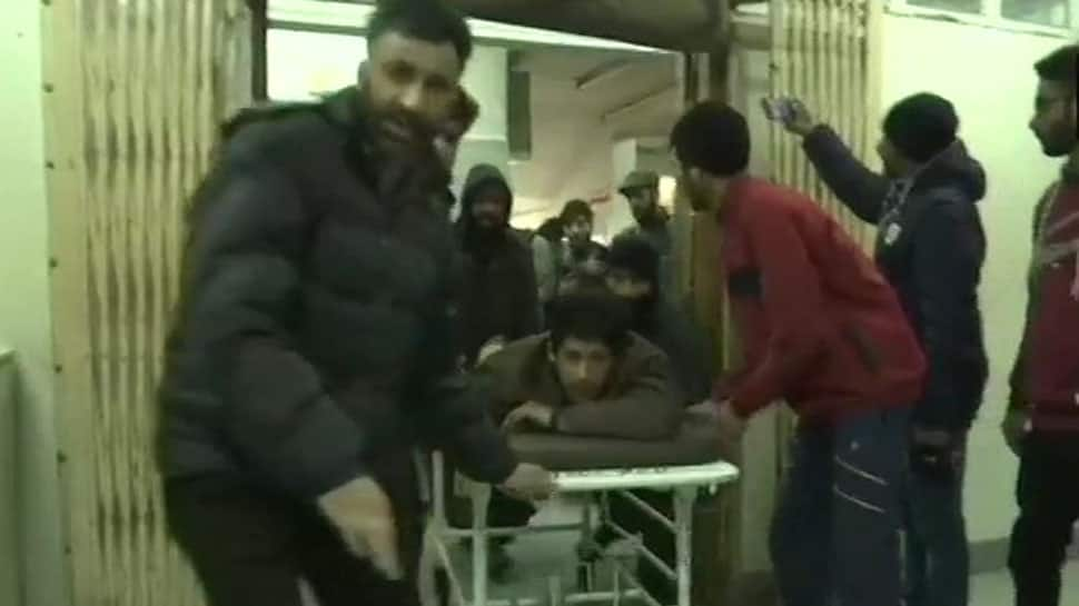 Jammu and Kashmir: 16 students injured in explosion inside Pulwama school