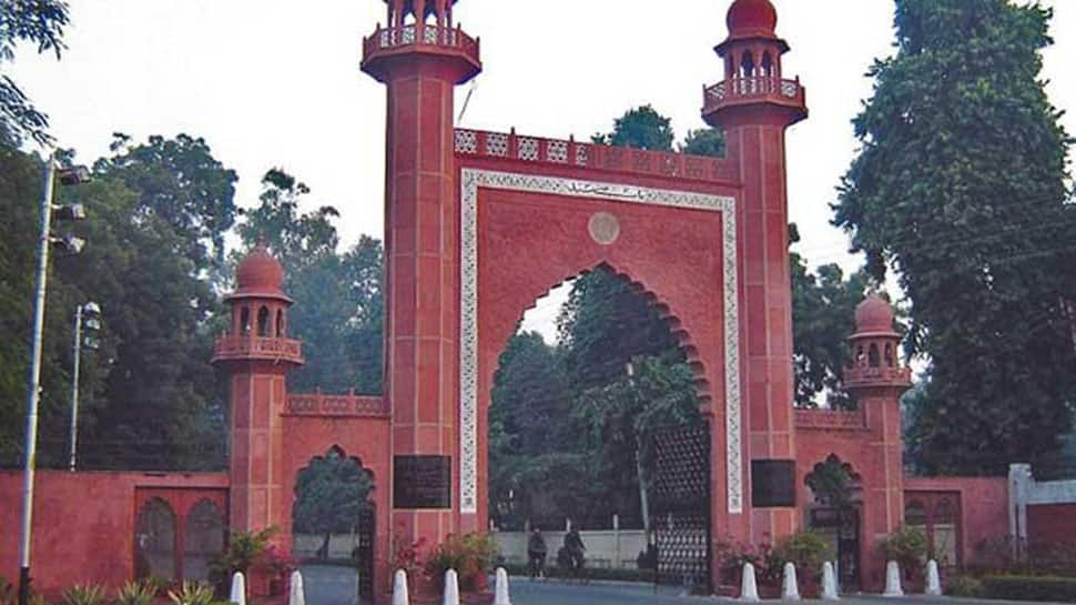 Security beefed up at Aligarh Muslim University, sedition case against 12 students