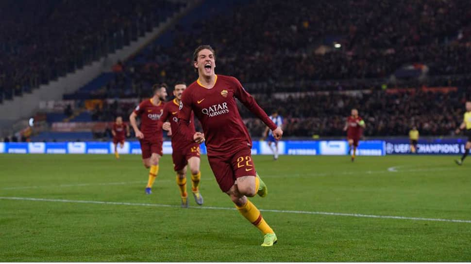 Roma and Zaniolo give Italy coach Roberto Mancini cause for optimism