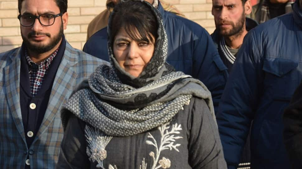 PDP Chief Mehbooba Mufti condemns Karnataka Speaker Ramesh Kumar for 'felt like a rape victim' remark