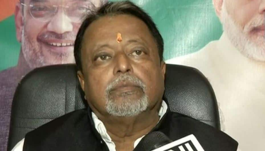 TMC MLA murder case: Mukul Roy granted anticipatory bail by Calcutta High Court