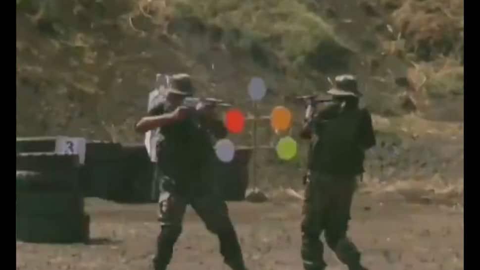 Sneak peak into Indian Army's gruelling commando training programme - Watch