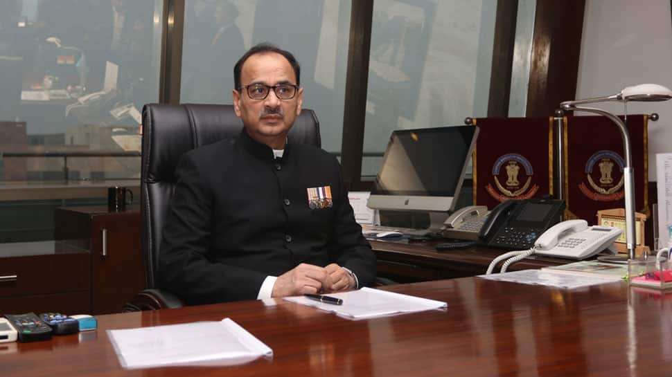 Former CBI director Alok Verma dropped from list of speakers at SRCC event