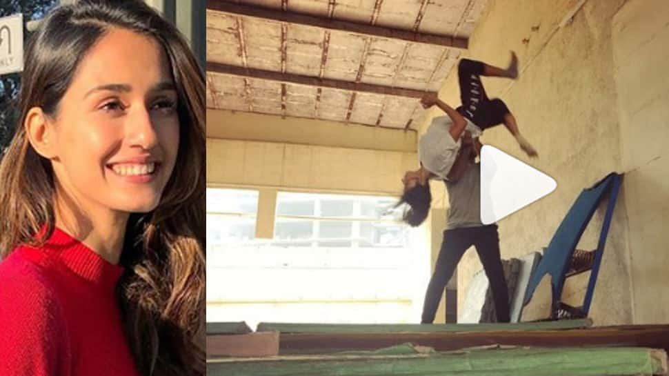 Tiger Shroff, Disha Patani Throw Massive Engagement Hints On Valentine's Day!