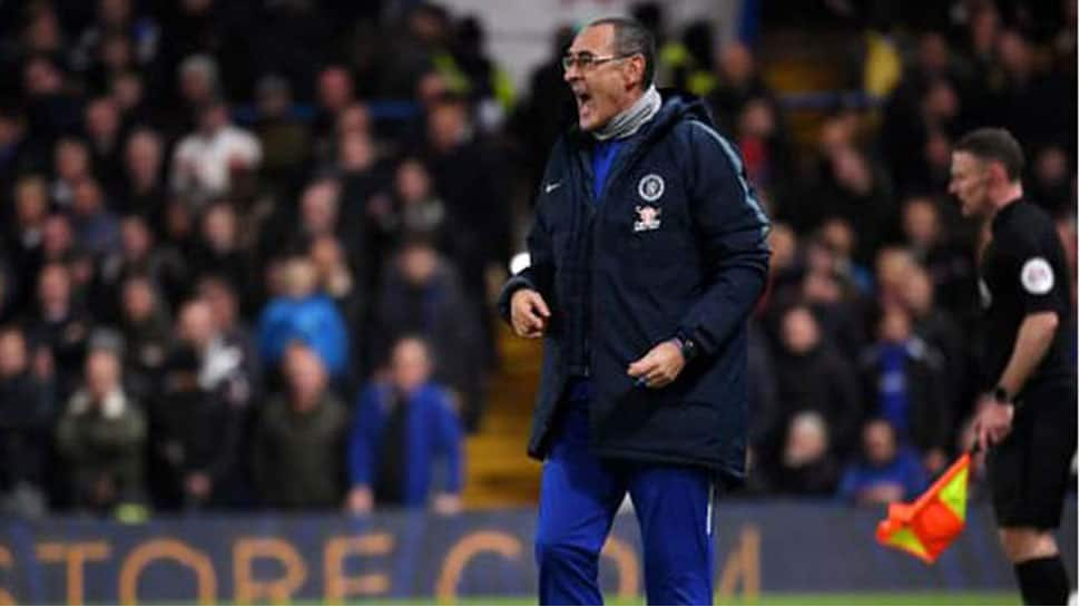 EPL: Chelsea boss Maurizio Sarri wants immediate reaction after Manchester City loss