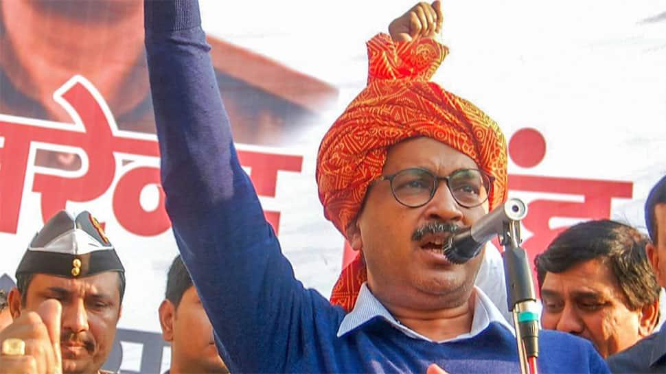 Arvind Kejriwal an anarchist: BJP slams Delhi CM for questioning Supreme Court
