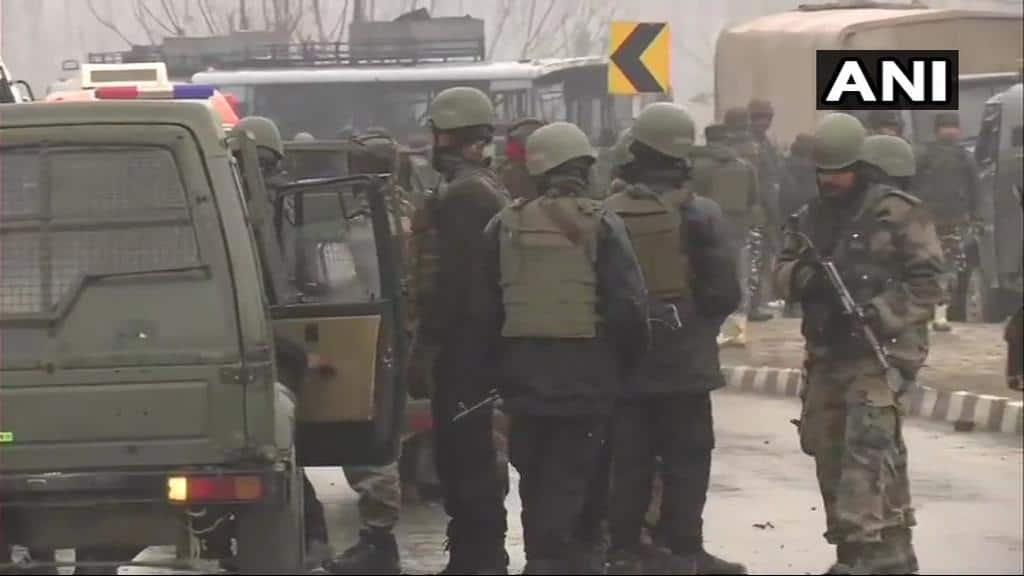 44 CRPF troopers martyred in IED blast in J&K's Awantipora, Jaish-e-Mohammed claims responsibility