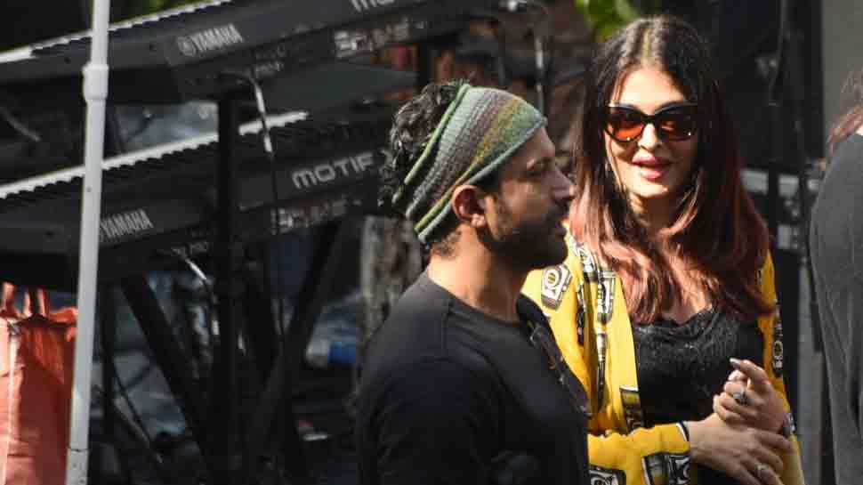 Farhan Akhtar to team up with Aishwarya Rai Bachchan for next?