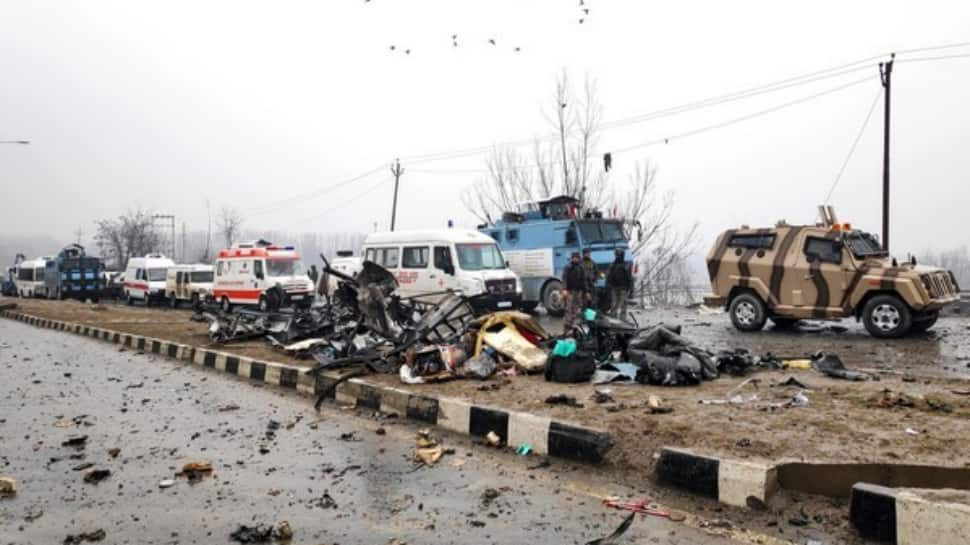 Terror attack on CRPF convoy: MEA slams Pakistan for supporting Jaish-e-Mohammed