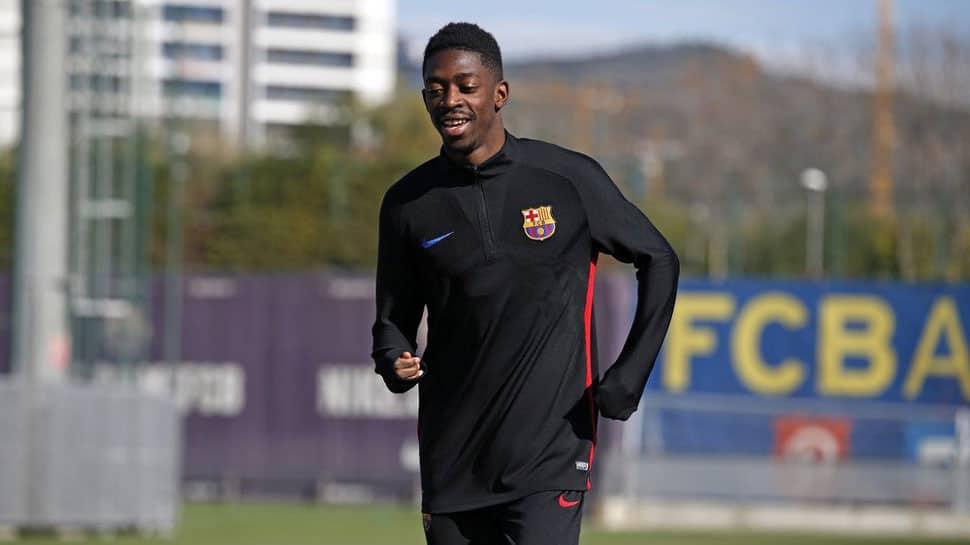 La Liga: Returning Ousmane Dembele primed to inject urgency back into stumbling Barcelona