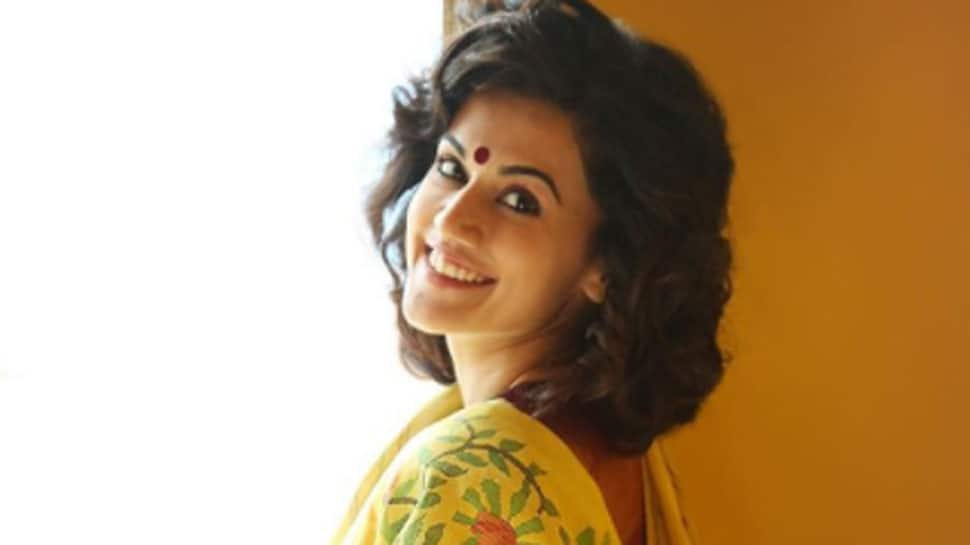 Progressive thinking have motivated women to break barriers, says Taapsee Pannu