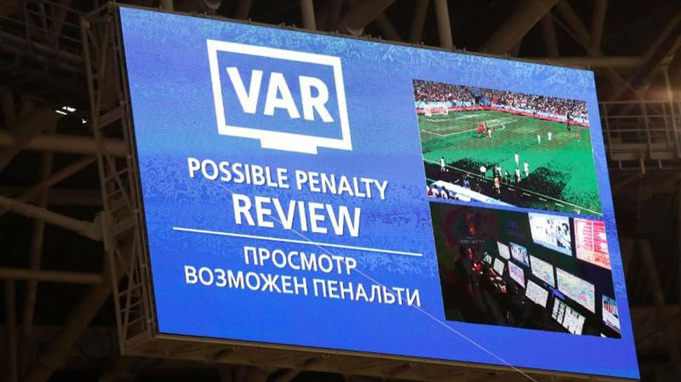 UEFA satisfied with VAR debut in Champions League knockouts