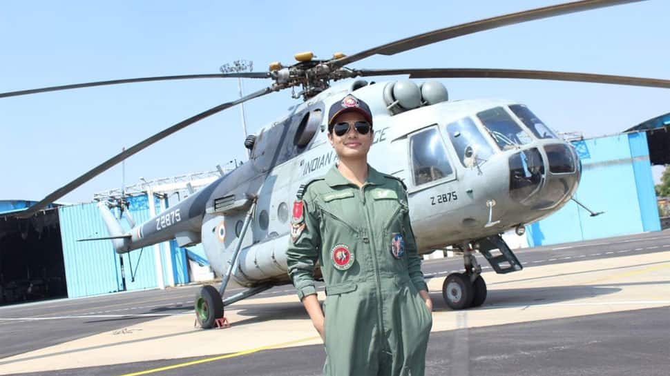Flight Lieutenant Hina Jaiswal becomes first women IAF flight engineer