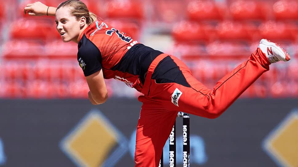 Shoulder injury rules Australian all-rounder Sophie Molineux out of New Zealand ODI series