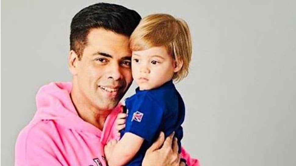Karan Johar lashes out at Twitter user for commenting about his children-See inside