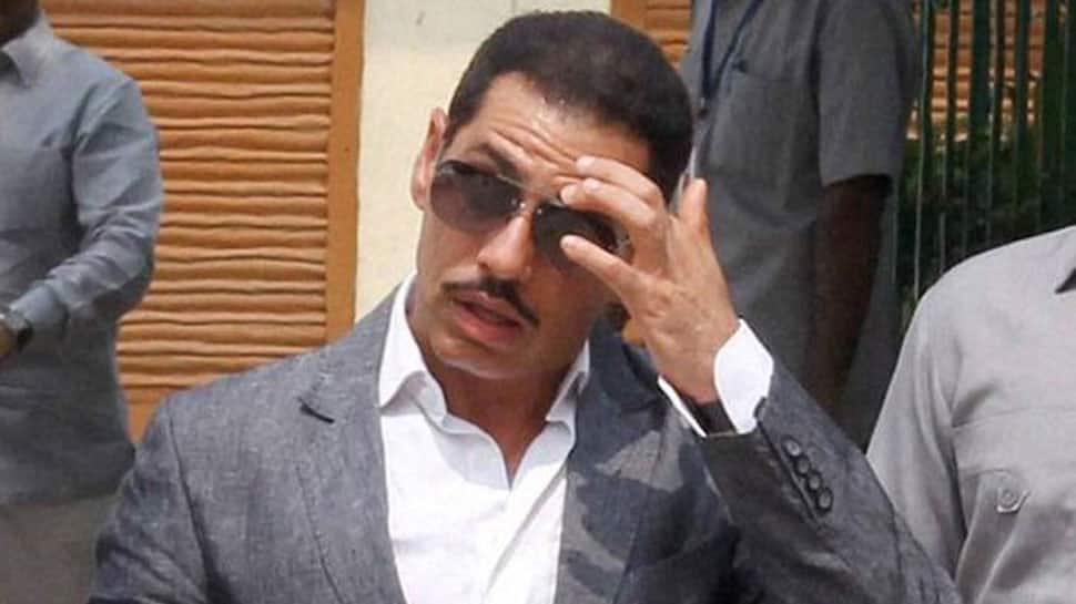 ED attaches assets worth Rs 4.62 crore of Robert Vadra's firm in Bikaner land scam