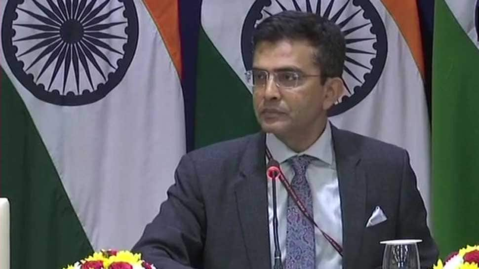 Pulwama attack: India slams Pakistan, says Islamabad can't claim it's unaware of JeM's presence