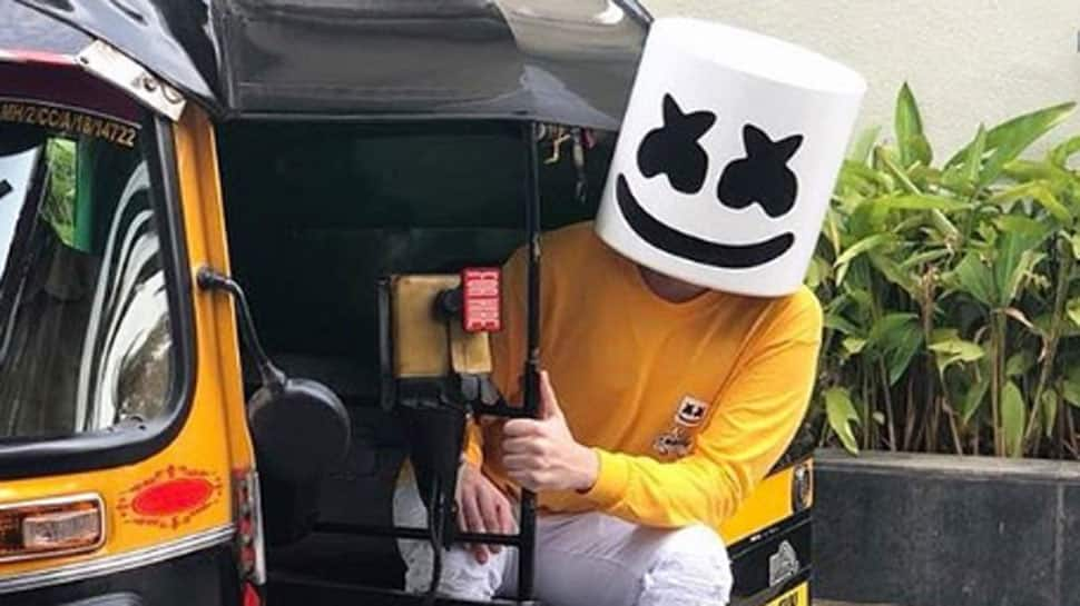 India is so special to me: Marshmello