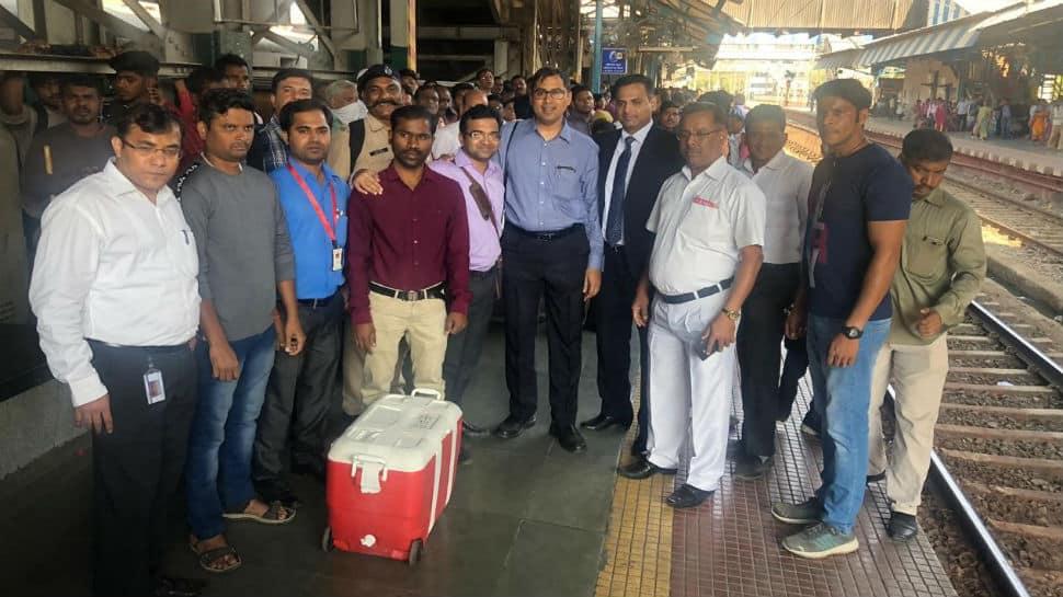 Thane hospital uses Mumbai's local train to transport organ for transplant