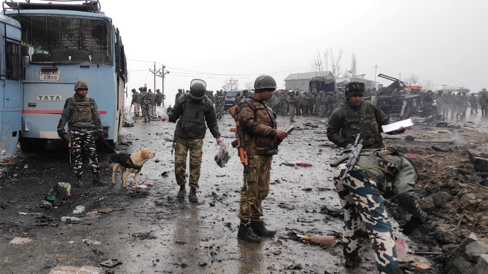 Pulwama attacker suspected to have used red Eeco car for blast, was warned to stay away from CRPF convoy
