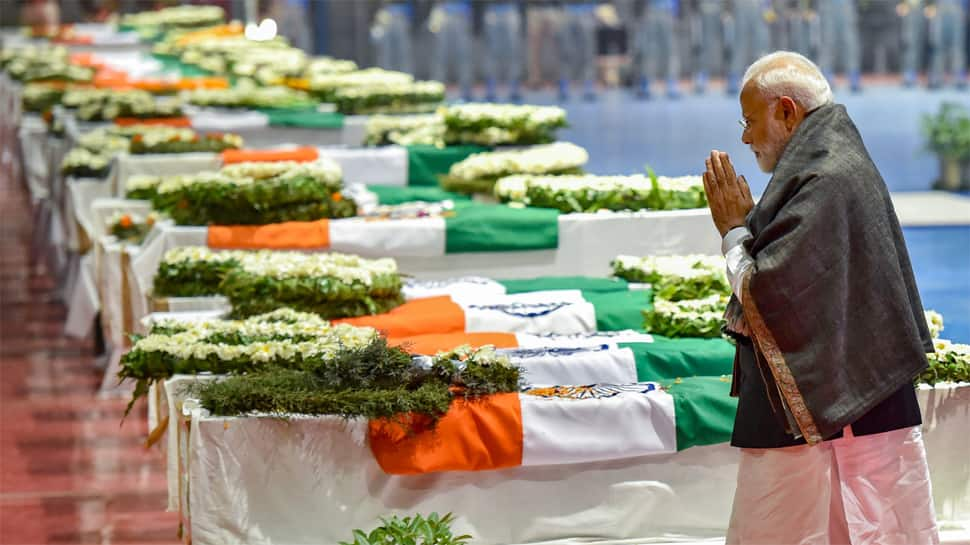There is fire in my heart over Pulwama terror attack: PM Modi