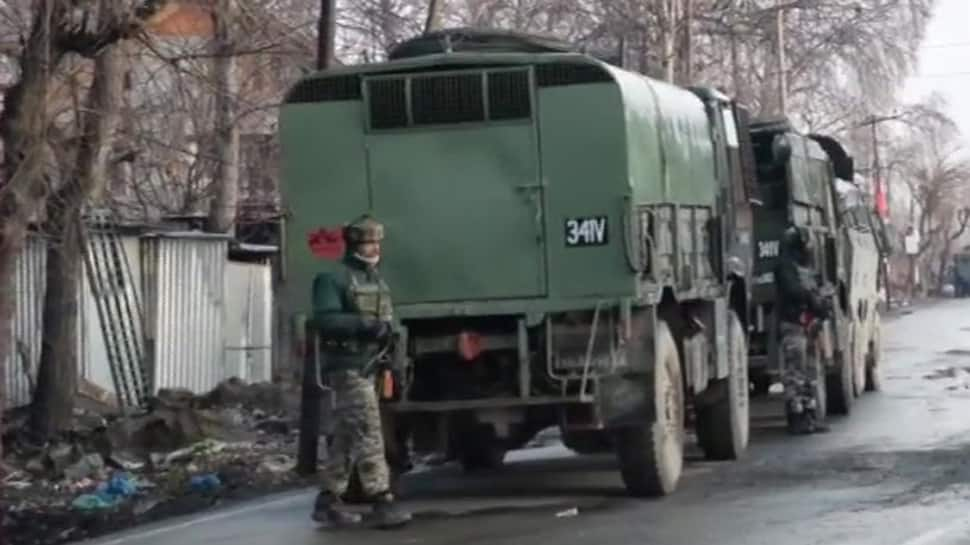 Encounter underway in Pinglan in Jammu and Kashmir's Pulwama: What we know so far