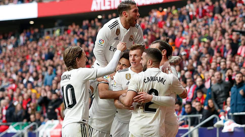 La Liga: Real Madrid suffer shock home defeat to Girona, derailing title bid