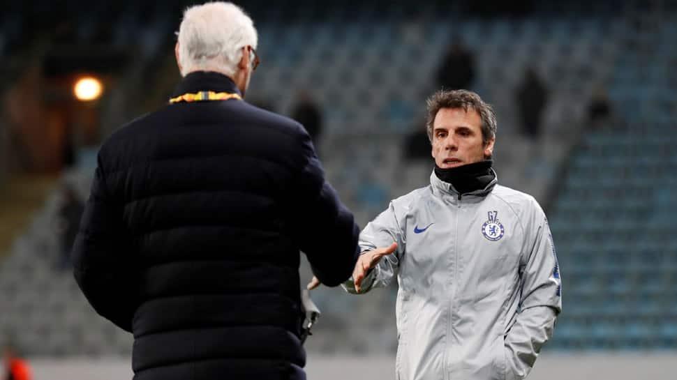 Gianfranco Zola likens Maurizio Sarri's Chelsea struggle to Pep Guardiola's at Manchester City