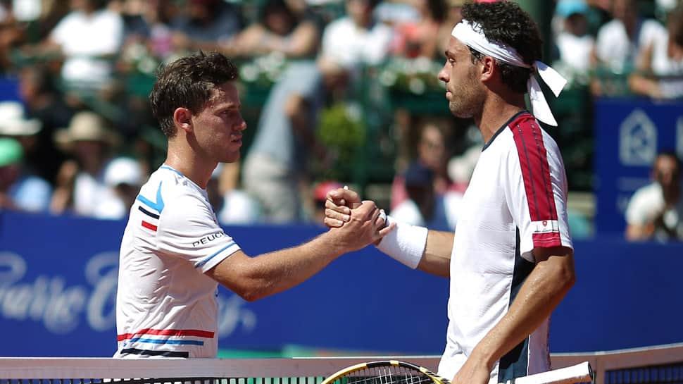 Argentina Open: Marco Cecchinato defeats Diego Schwartzman to clinch title