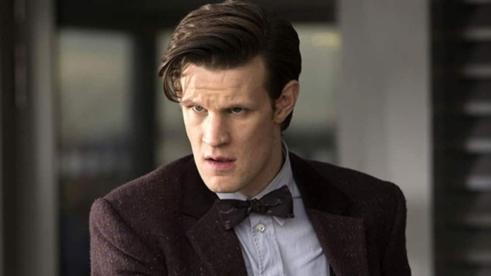 Matt Smith defends playing a gay character in 'Mapplethorpe'