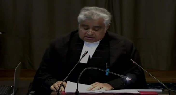 Kulbhushan Jadhav case: At ICJ, India tears into Pakistan with scathing counters