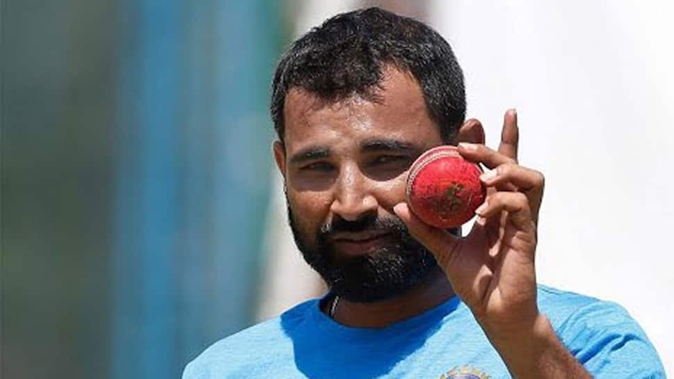 Shami donates money to the families of martyred CRPF soldiers