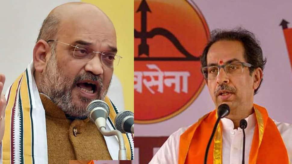 Friends again, BJP-Shiv Sena set to announce seat-sharing deal for Lok Sabha poll