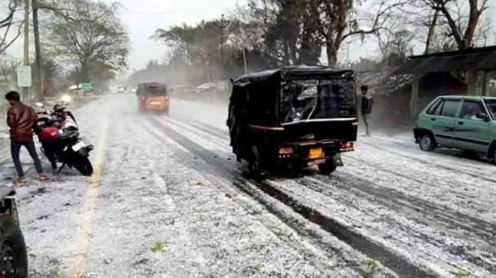 Heavy rainfall, hailstorm in Mizoram, 800 houses damaged