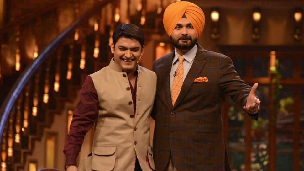 Kapil Sharma breaks his silence on Navjot Singh Sidhu's ouster from his show