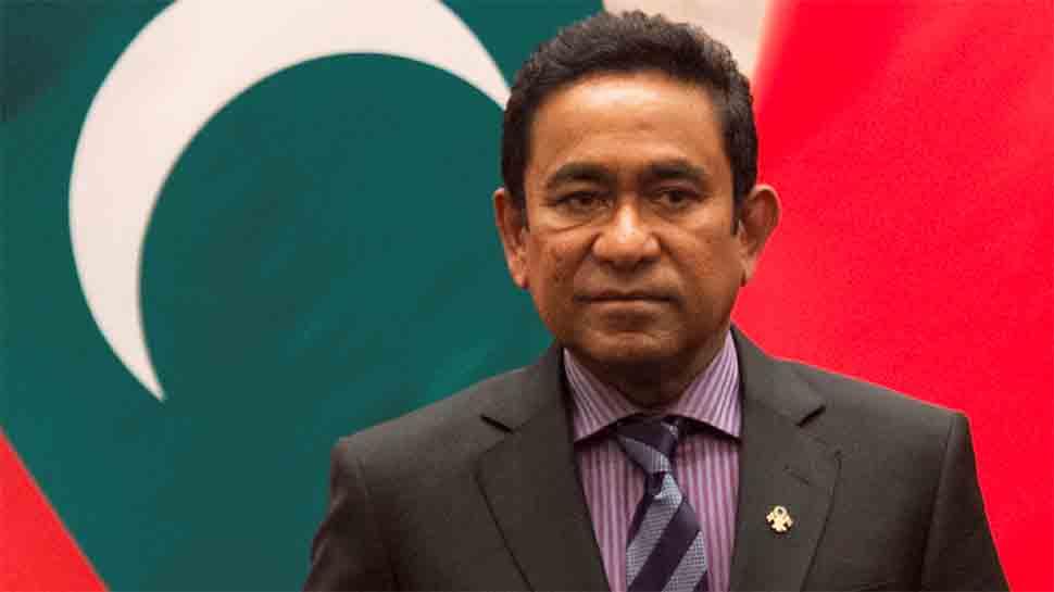 Maldives arrests ex-leader Yameen over witness tampering: Officials