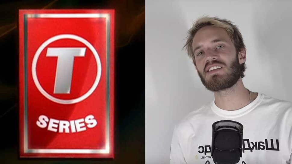 Will T-Series be able to dethrone PewDiePie? The Youtube battle intensifies
