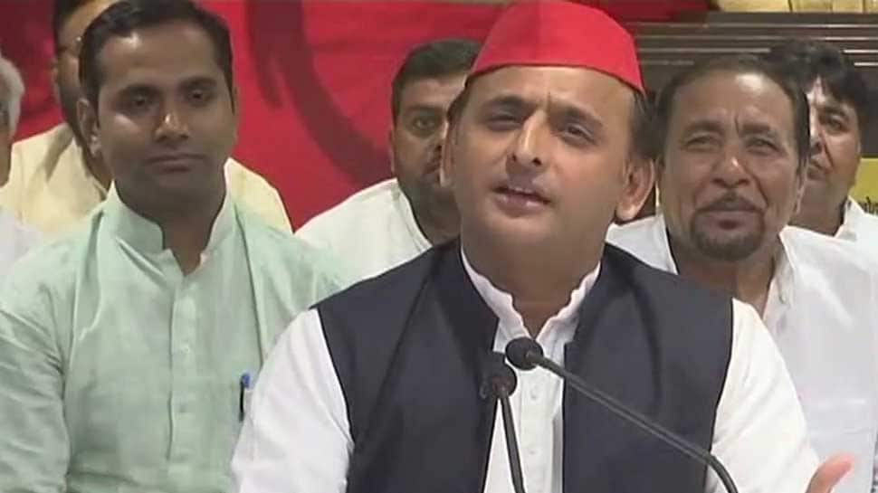 Country doesn't need bullet train, soldiers need bulletproof jackets: Akhilesh Yadav