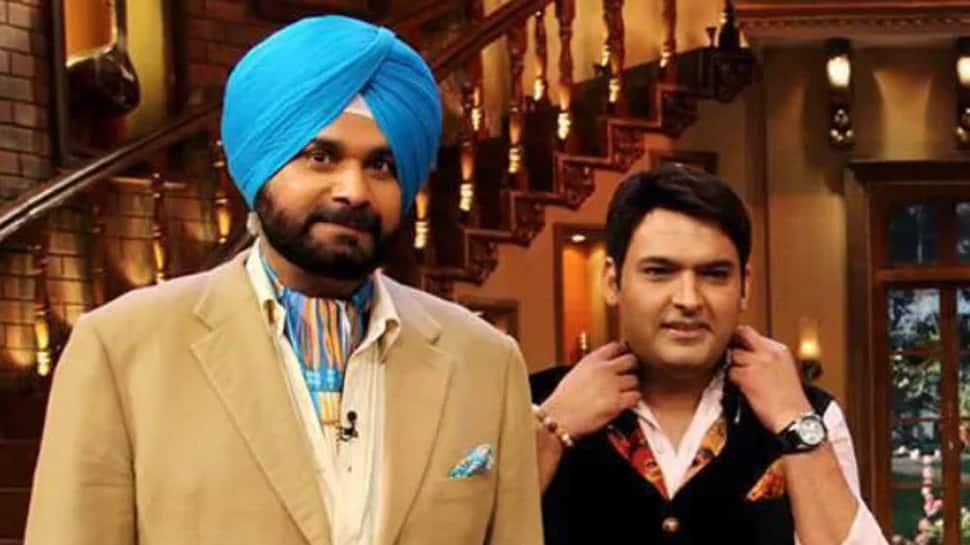 Kapil Sharma faces wrath of netizens after backing Navjot Singh Sidhu