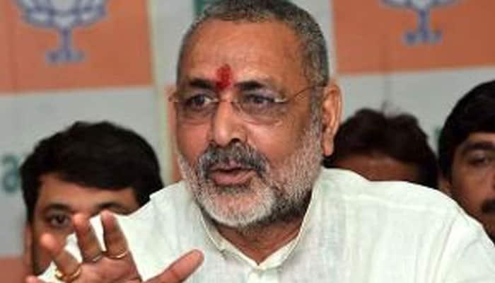 Naseeruddin Shah, Kamal Haasan have become agents of 'ghazwa-e-hind': Giriraj Singh