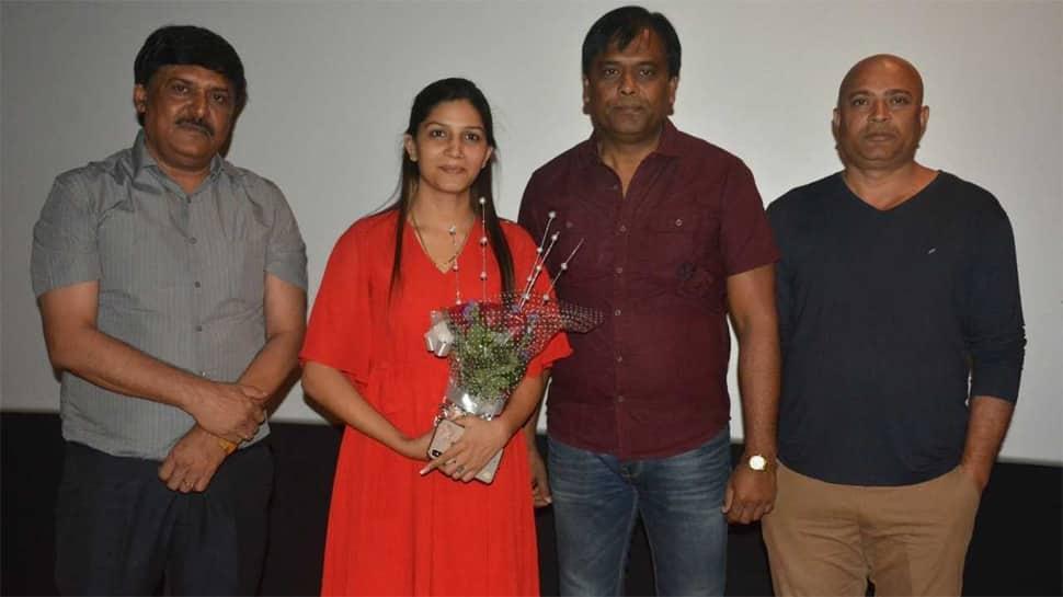 Sapna Chaudhary unveils 'Hansa—Ek Sanyog' trailer!