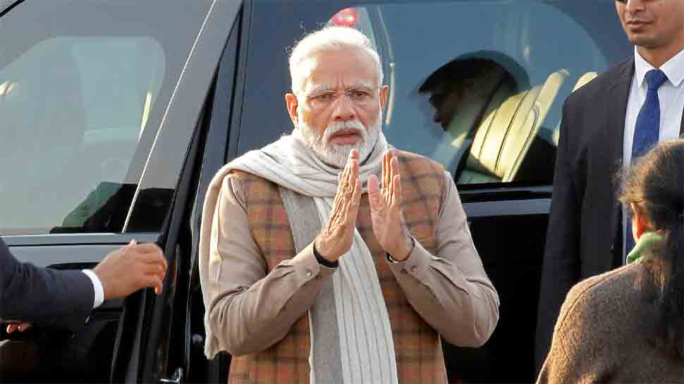My government stands by honest and hard-working people: PM Narendra Modi