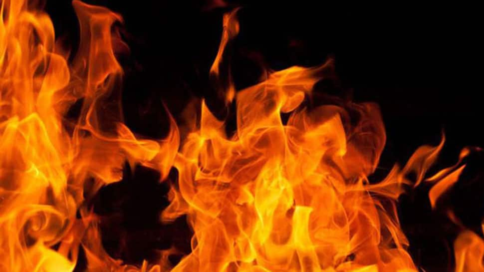 28-yr-old worker dies as fire breaks out at factory