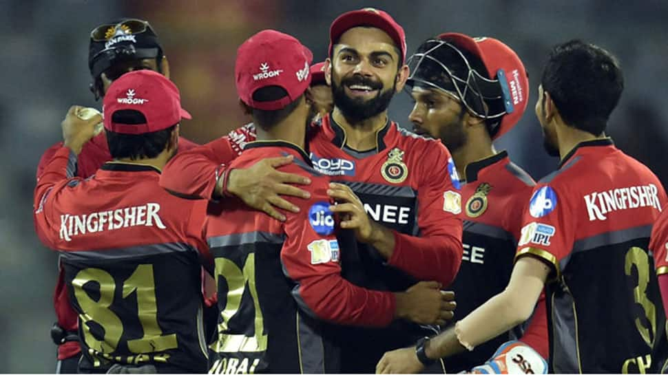 Indian Premier League 2019: List of Royal Challengers Bangalore fixtures announced so far